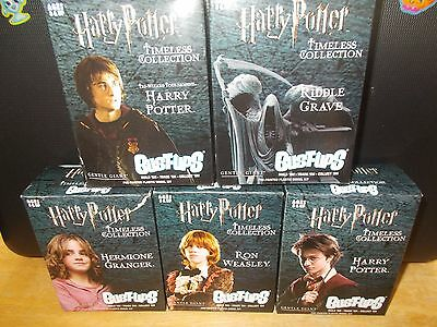5 Gentle Giant Harry Potter Bust-Ups Figures