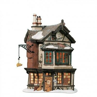 Department 56 Dickens Village A Christmas Carol EBENEZER SCROOGE'S HOUSE 58490