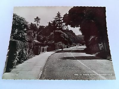 Vintage Friths RP Postcard South Street Rotherfield East Sussex c 1950's