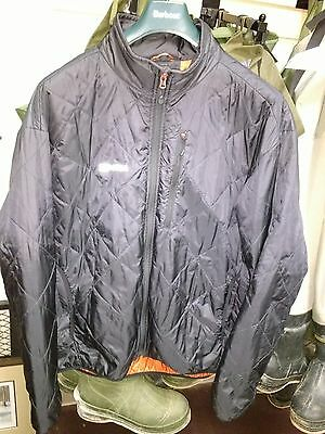 Mens Simms Fall Run Primaloft Jacket.black .xxl.
