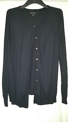Black Maternity Cardigan Size 12 from Next Excellent Used Condition