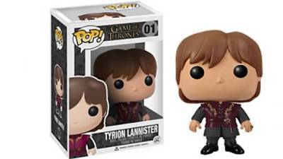 Funko Pop Game of Thrones Tyrion Lannister Vinyl Action Figure Collectible Toy