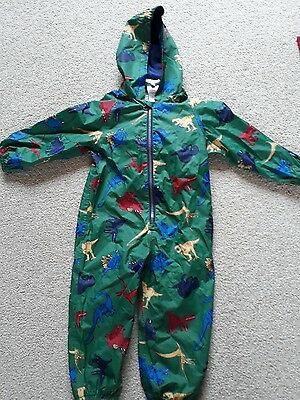 Joules Puddle Suit 18 to 24mths