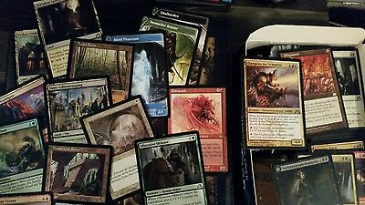 Magic the Gathering Sammlung C/UC/Rare/Foil 800+ Karten