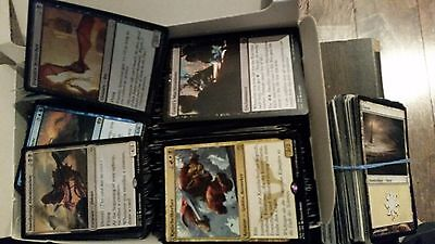 Magic the Gathering Sammlung C/UC/Rare/Foil 900+ Karten