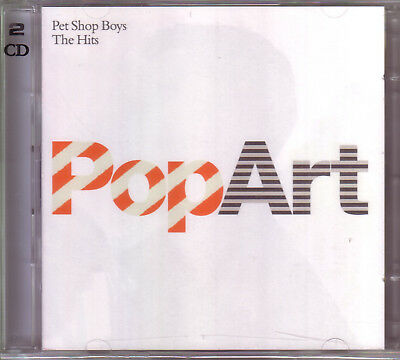 2 CD (NEU!) PET SHOP BOYS: PopArt (Best of Go West Suburbia West End Girls mkmbh
