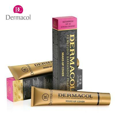 Legendary Dermacol Make-UP High Covering Foundaion Waterproof Hypoallergenic