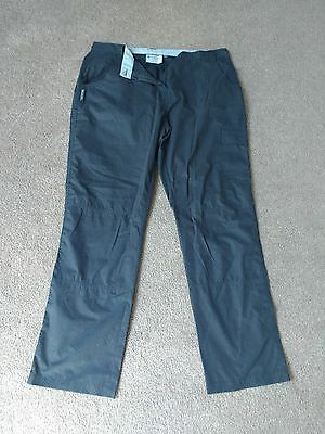 Mountain Warehouse Hiking Walking Trousers Lightweight Size 16 R