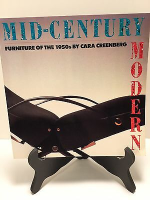 Mid Century Modern Furniture Of The 1950s by Cara Creenberg 1st paperback