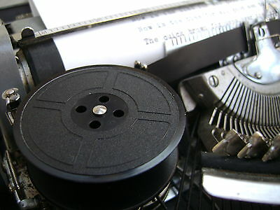 NEW Group 9  typewriter ribbon to fit HERMES and many other Typewriters.