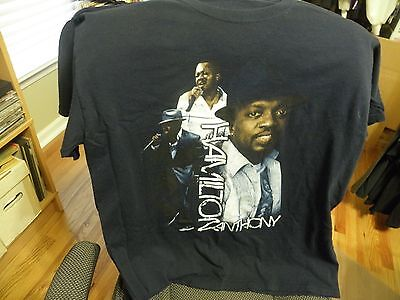 Anthony Hamilton T-Shirt Size Large The Point of It All Is I Love You