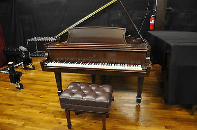 Steinway L 1997 Crown Jewel  100% Trade toward Steinway B. Also Cash Buy back