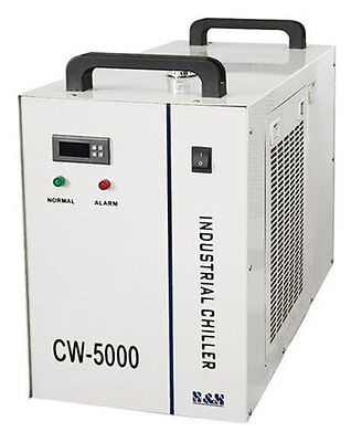 Industrial Water Chiller for CNC/ Laser Engraver Engraving Machines CW-5000 110V