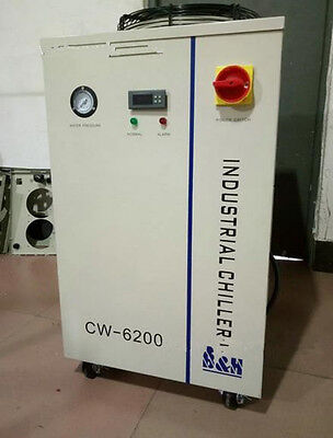 Industrial Water Chiller for CNC/ Laser Engraver Engraving Machines CW-6200