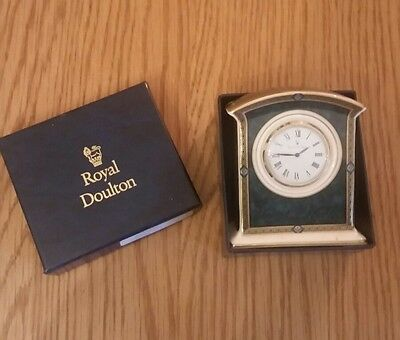 Royal Doulton Biltmore Clock