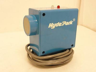 149943 Used, Hyde Park SM500A-302 SUPERPROX Ultrasonic Sensor 12-24VDC 2m Cable