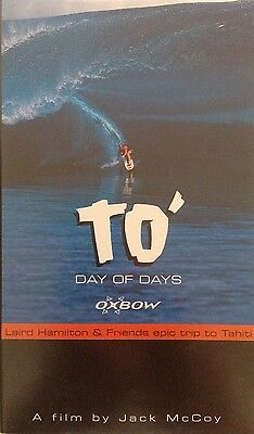 To' Day Of Days Surfing VHS