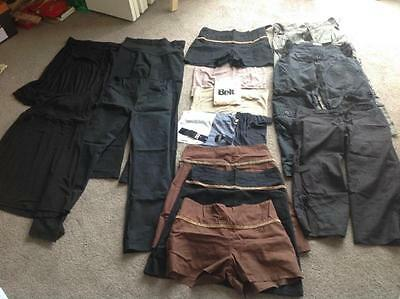Maternity Clothes Bulk Lot - 16 items - Size S-M (over $1000 value) *Bargain*