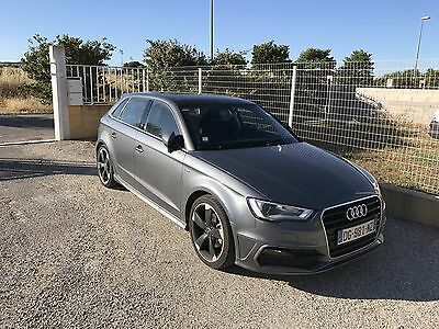 audi A3 TDI 150cv Ambition Luxe S-LINE