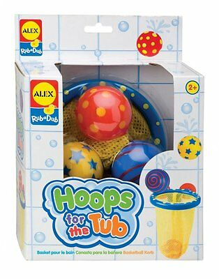 ALEX Toys Rub a Dub Hoops in the Tub Bath Toy - NEW - Cheapest Online
