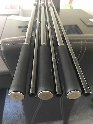 3 X Infinity Magnum Tapers 12ft 2.75 Mint Condition