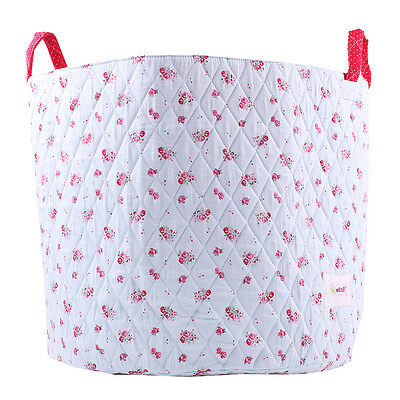 Minene Floral Rose Storage - Lovely storage solution for the nursery 3 Sizes