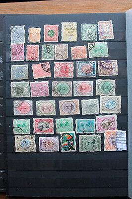Lot Stamps Old Persia (F102230)