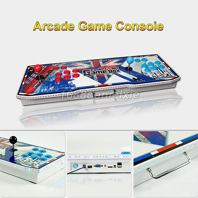 Double Stick Arcade Game Console 680 Classic Games 2 Players Pandora's Box 4S