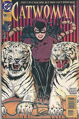 CATWOMAN #10 (1993) Back Issue (S)