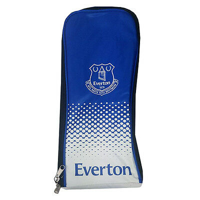 Everton Boot Bag Fade Shoe Blue Gift Fan New Official Licensed Football Product