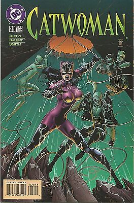 CATWOMAN #28 (1993) Back Issue (S)