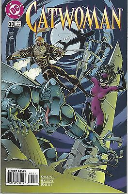 CATWOMAN #30 (1993) Back Issue (S)