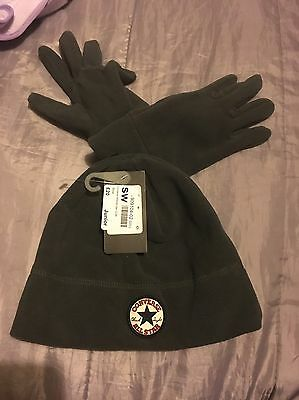 Converse Hat And Glove Set