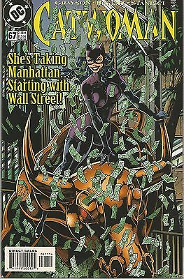 CATWOMAN #67 (1993) Back Issue (S)