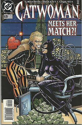 CATWOMAN #69 (1993) Back Issue (S)