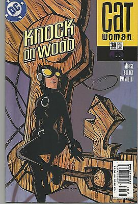 CATWOMAN #38 (2002) Back Issue (S)