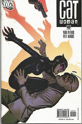 CATWOMAN #49 (2002) Back Issue (S)