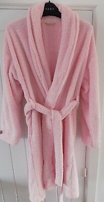 M&S - Ladies Dressing Gown - Pink - Size 8-10