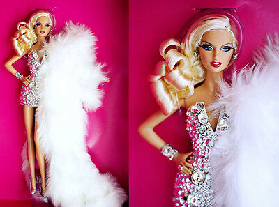Barbie  Doll The Blonds Blond  Diamond -  Nrfb  - Collector Edition  Mib Golden