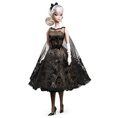 BARBIE Doll in COCKTAIL DRESS --- ROBERT BEST  SILKSTONE  X8253