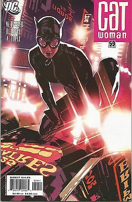 CATWOMAN #59 (2002) Back Issue (S)