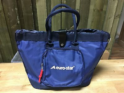Eurostar Grooming Bag Navy