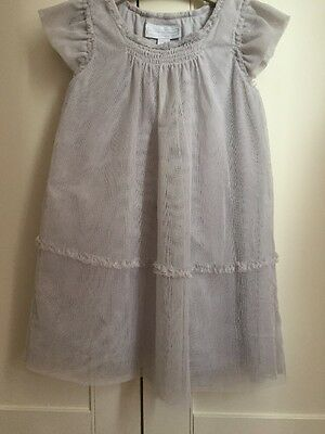 Little White Company Baby Girl Dress, 18-24months
