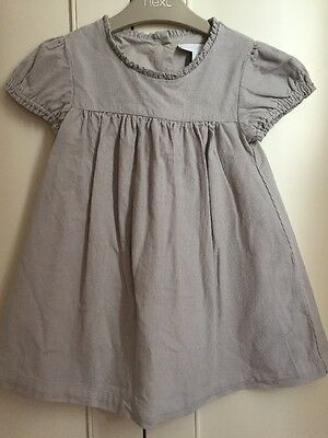 Little White Company Baby Girl Dress 12-18 Months