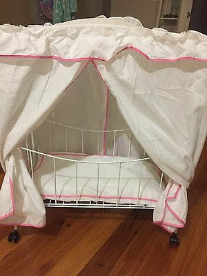 baby doll cradle/cot