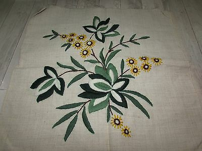 Vintage Embroidered Cushion Cover Kit – 2 Cushions BN