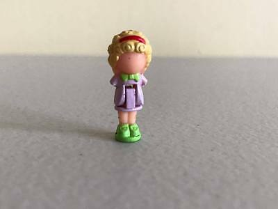 Vintage Polly Pocket 1990 Bluebird replacement doll