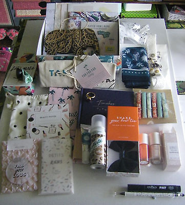 Huge bundle of beauty & lifestyle items - My Little Box, Latest in Beauty