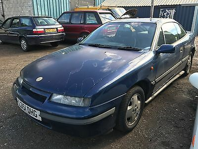 Vauxhall  Calibra  Blue Breaking For Spares Front Wiper Motor