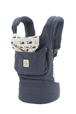 Ergobaby Original 3 Position Baby Carrier Marine